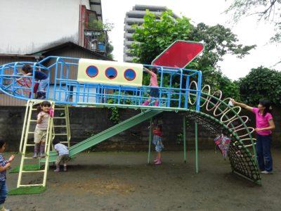 遊具拭きDSC00516