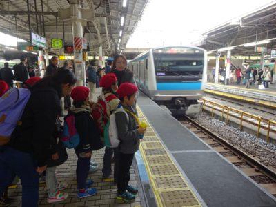 京浜東北線帰りDSC04762