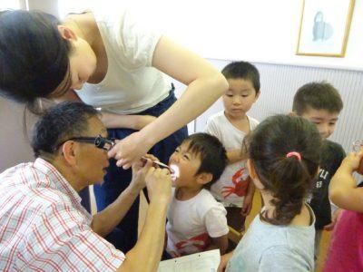 DSC06425歯科検診