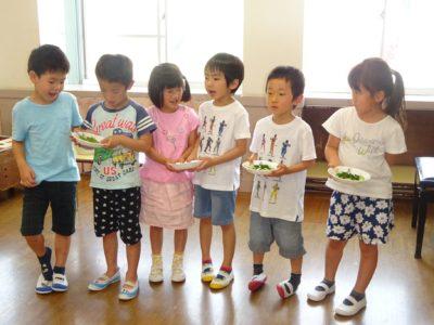 DSC06454キュウリと枝豆