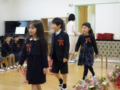 DSC04322卒園式入場