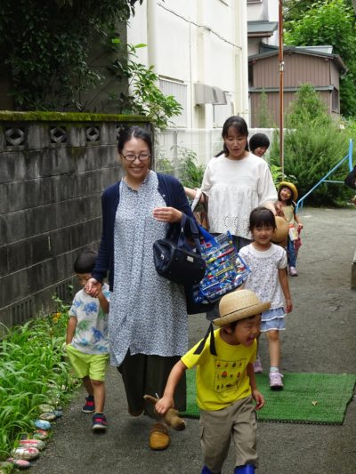 DSC06407お泊まり帰り (2)