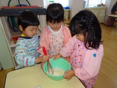 DSC06309お泊まりパンケーキ