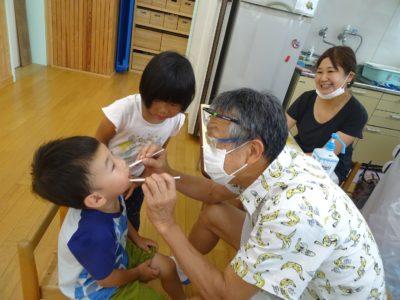 DSC01391歯科検診