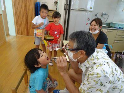 DSC01397歯科検診